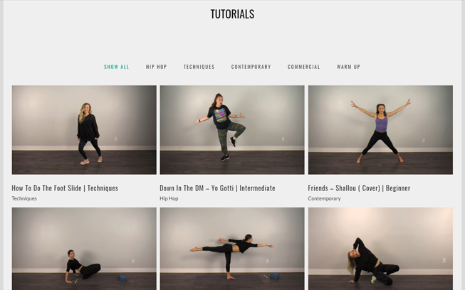 Hype Plus Online Dance Tutorials for Only CAD $10 a Month